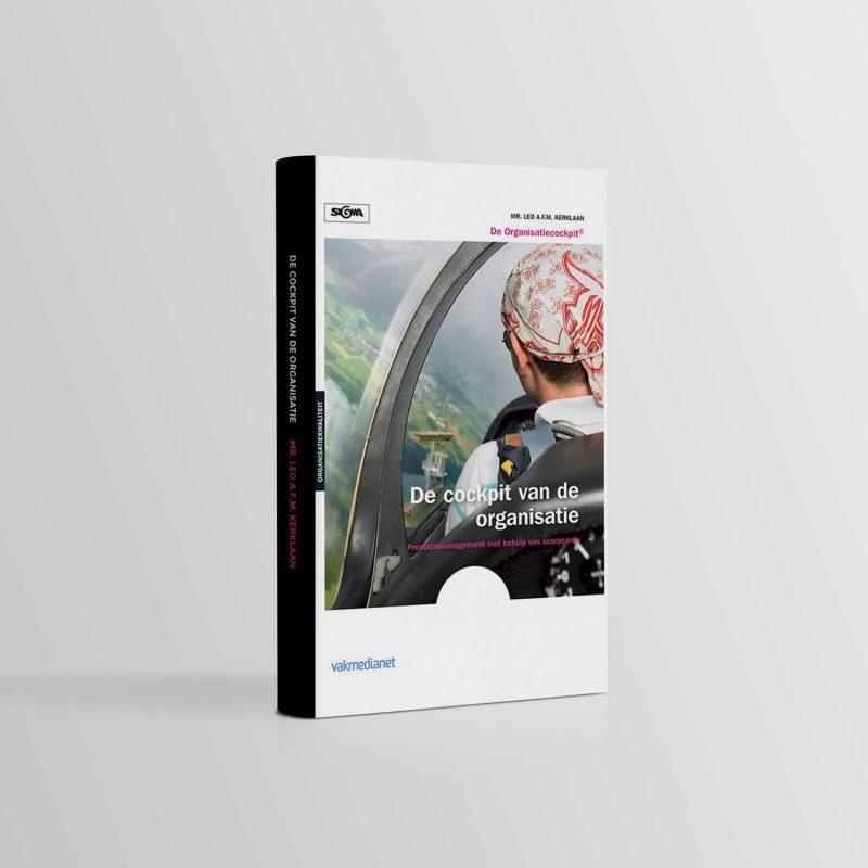 Het boek De cockpit van de organisatie van Leo Kerklaan | Prestatiemanagement